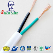 PVC Insulated Flat Electrical Copper Cable