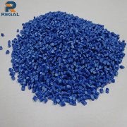 BLUE PVC COMPOUND