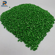Green PVC compound
