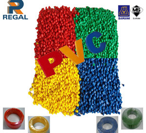 PVC Cable Row Material