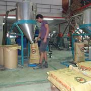 PVC Compound Production