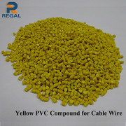 Yellow PVC Compound