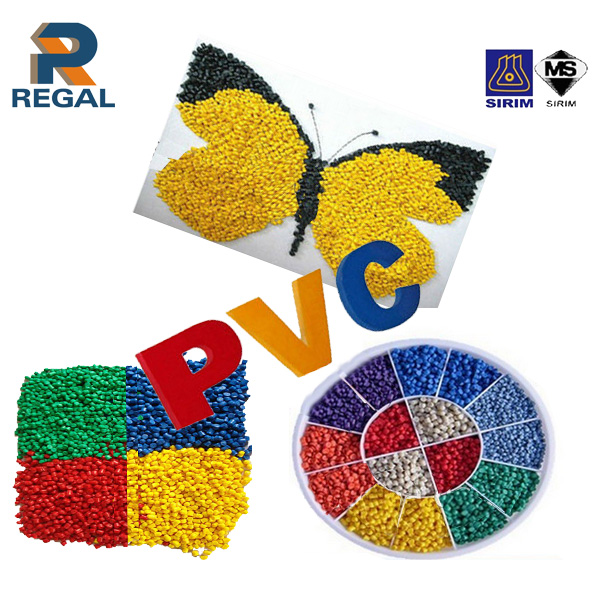 Polyvinyl Chloride Cable : Pvc compound raw material regal electrical