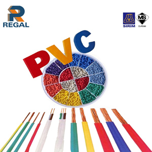 PVC Material for cable wires